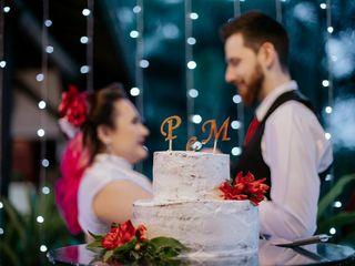 O casamento de Priscila e Maikon