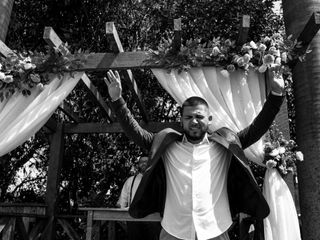 O casamento de Karina   e Cristian Régis  1