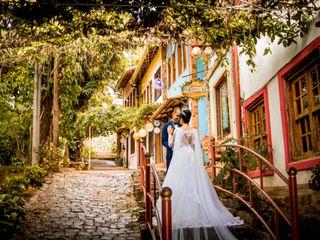 O casamento de Marlon e Emilly