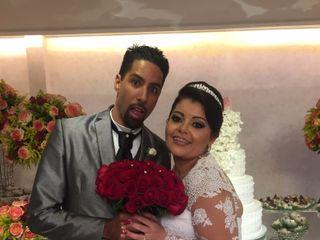 O casamento de Hellen e Thiago
