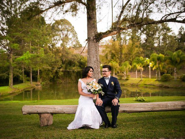 O casamento de Suelyen e Emerson