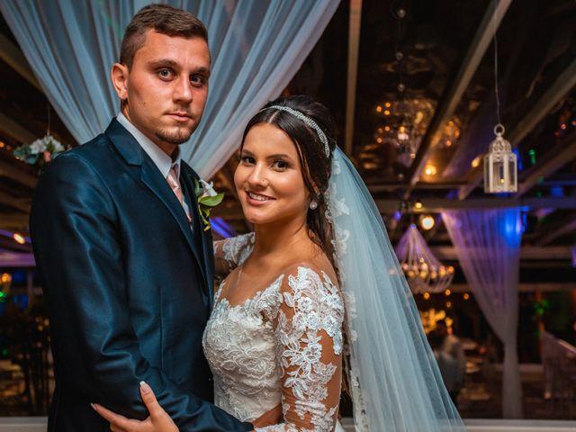 O casamento de Laura e Octávio