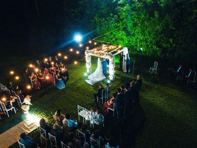O casamento de Amanda e Kaio