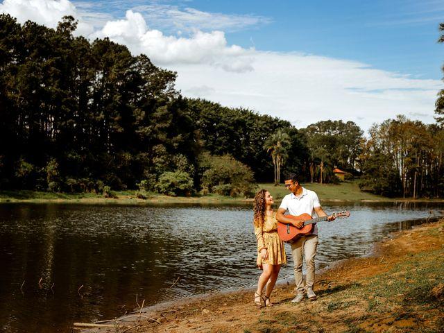 O casamento de Wallace e Ana em Nova Odessa, São Paulo 4