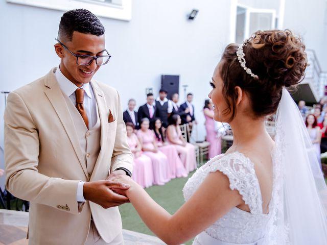 O casamento de Wallace e Ana em Nova Odessa, São Paulo 26