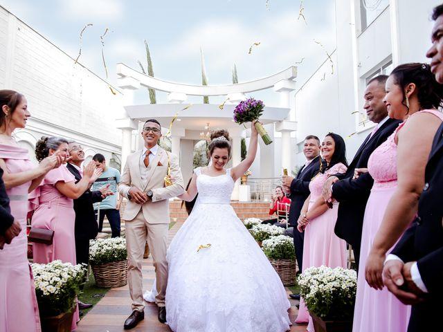 O casamento de Wallace e Ana em Nova Odessa, São Paulo 29