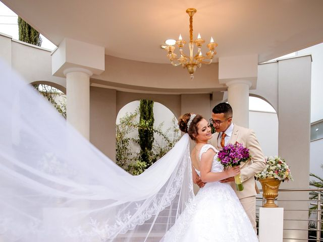 O casamento de Wallace e Ana em Nova Odessa, São Paulo 31