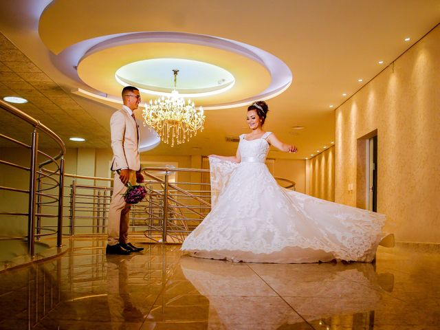 O casamento de Wallace e Ana em Nova Odessa, São Paulo 36