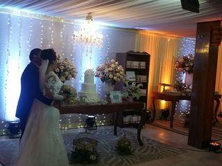 O casamento de Eliziane e Ronaldo