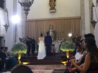 O casamento de Verônica Vaz Oliveira Barbosa e André Bomfim
