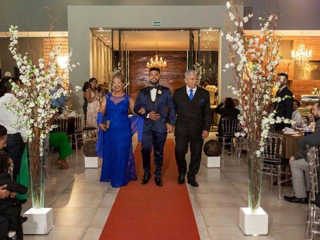 O casamento de Mozart e Thais em São Paulo, São Paulo 1