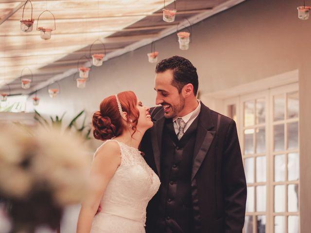 O casamento de Carol e Maurício