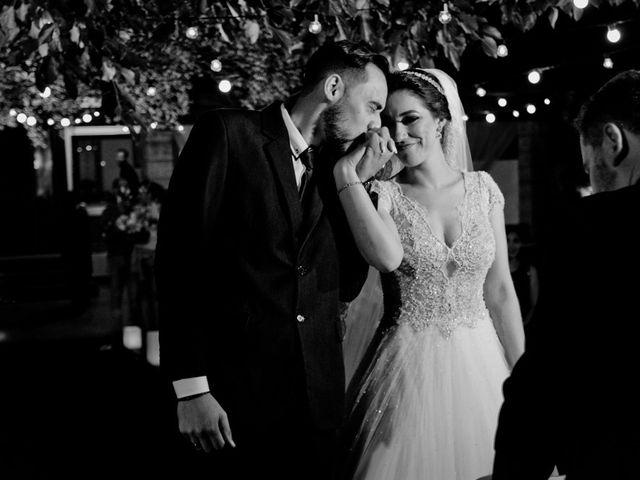 O casamento de Fernanda e Juliano