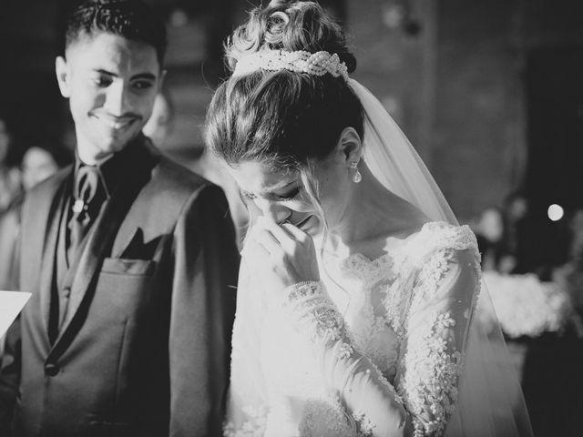 O casamento de Ariadne e Andrew