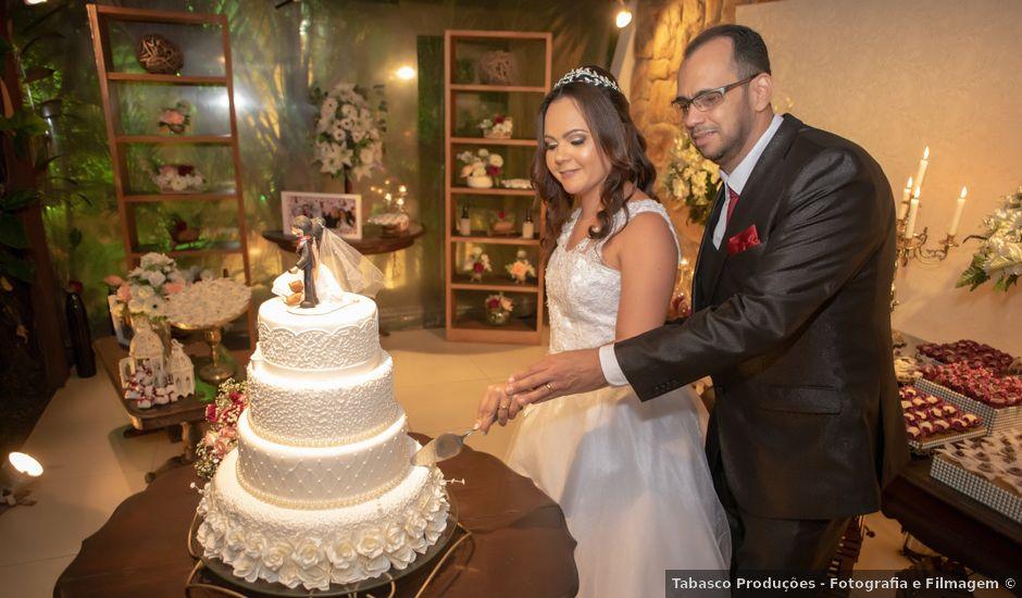 O casamento de Demostenes e Débora em Rio de Janeiro, Rio de Janeiro