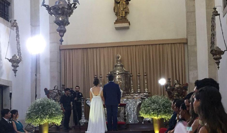 O casamento de André Bomfim e Verônica Vaz Oliveira Barbosa em Salvador, Bahia