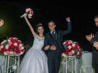 O casamento de Jaqueline e Henri