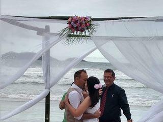 O casamento de Daniele e Juliano 2
