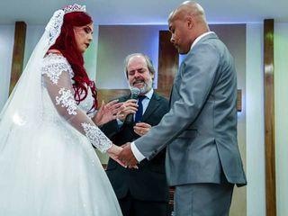 O casamento de Claudia e Fred 1