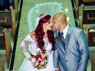 O casamento de Claudia e Fred 2
