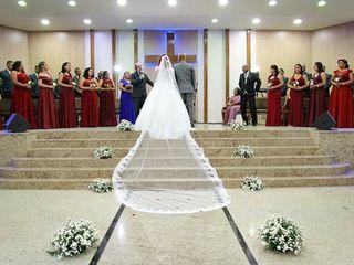 O casamento de Claudia e Fred 3