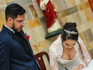 O casamento de Camila e Thiago 1