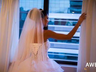 O casamento de Christiane e Maison 3