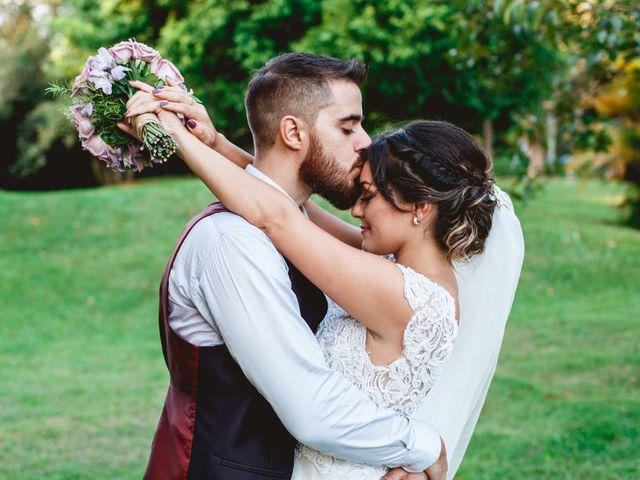 O casamento de Diuli e Alex