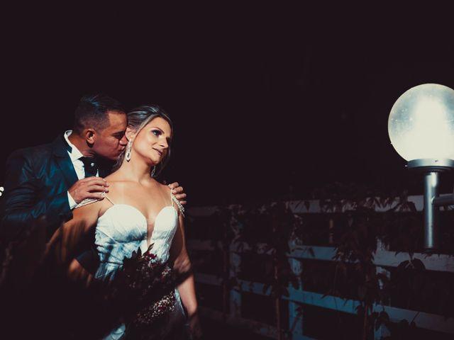 O casamento de Carla e Cleyton