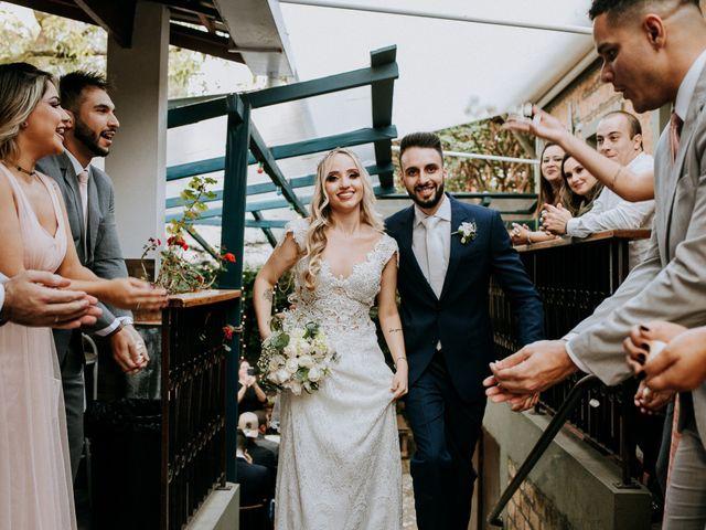 O casamento de Caroline e Eduardo