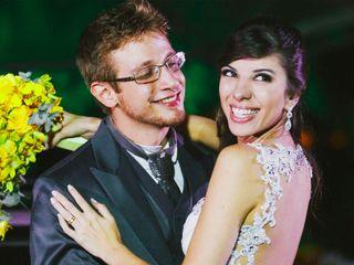 O casamento de Aline e Tiago