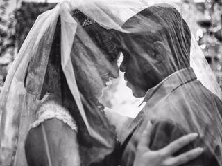 O casamento de Helena e Fábio