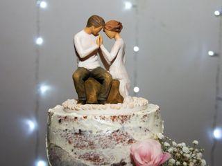 O casamento de KÉFANY  e LAURINDO  1