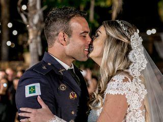 O casamento de Jackeline e Pablo