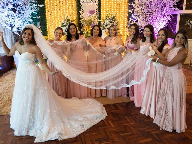 O casamento de Diego e Waneska em Rio de Janeiro, Rio de Janeiro 8