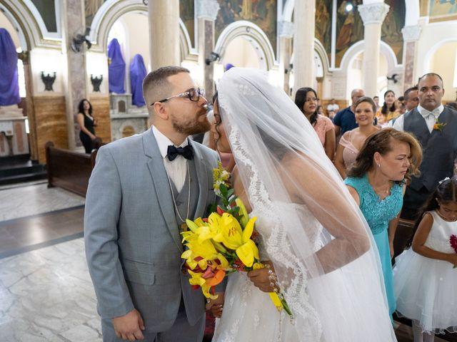 O casamento de Diego e Waneska em Rio de Janeiro, Rio de Janeiro 34