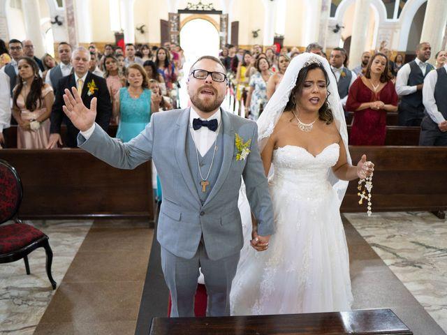 O casamento de Diego e Waneska em Rio de Janeiro, Rio de Janeiro 43