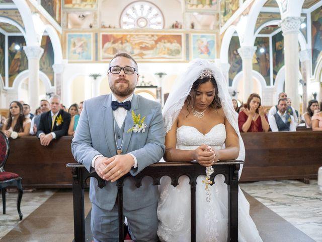 O casamento de Diego e Waneska em Rio de Janeiro, Rio de Janeiro 46