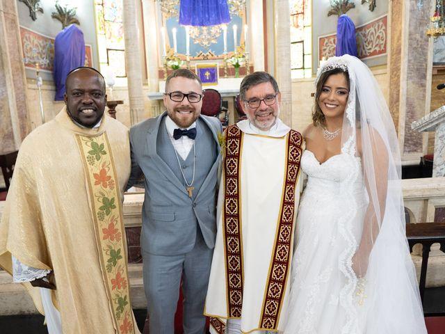 O casamento de Diego e Waneska em Rio de Janeiro, Rio de Janeiro 48