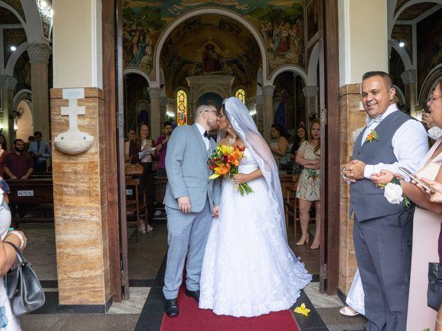 O casamento de Diego e Waneska em Rio de Janeiro, Rio de Janeiro 1