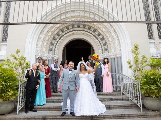 O casamento de Waneska e Diego