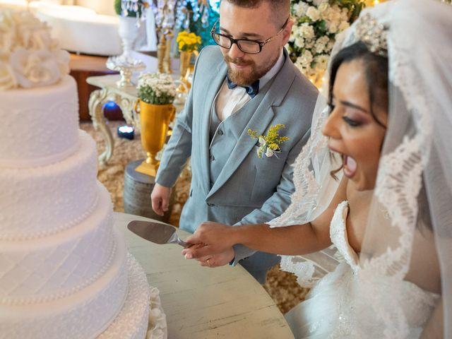 O casamento de Diego e Waneska em Rio de Janeiro, Rio de Janeiro 2