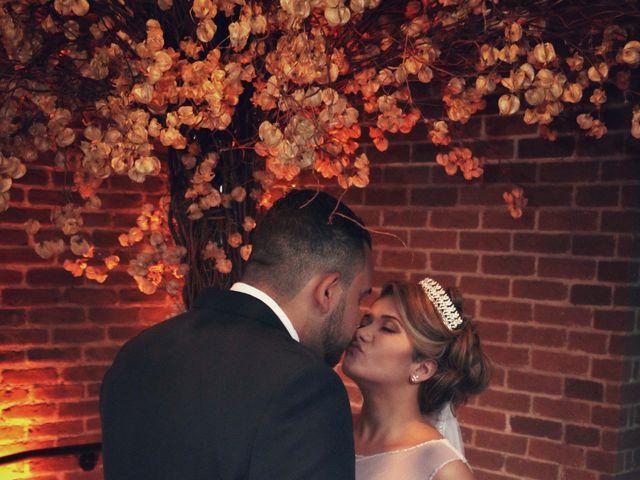O casamento de Jenifer e Guilherme