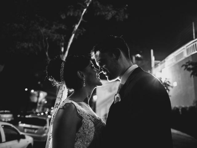O casamento de Gabriela e Josh