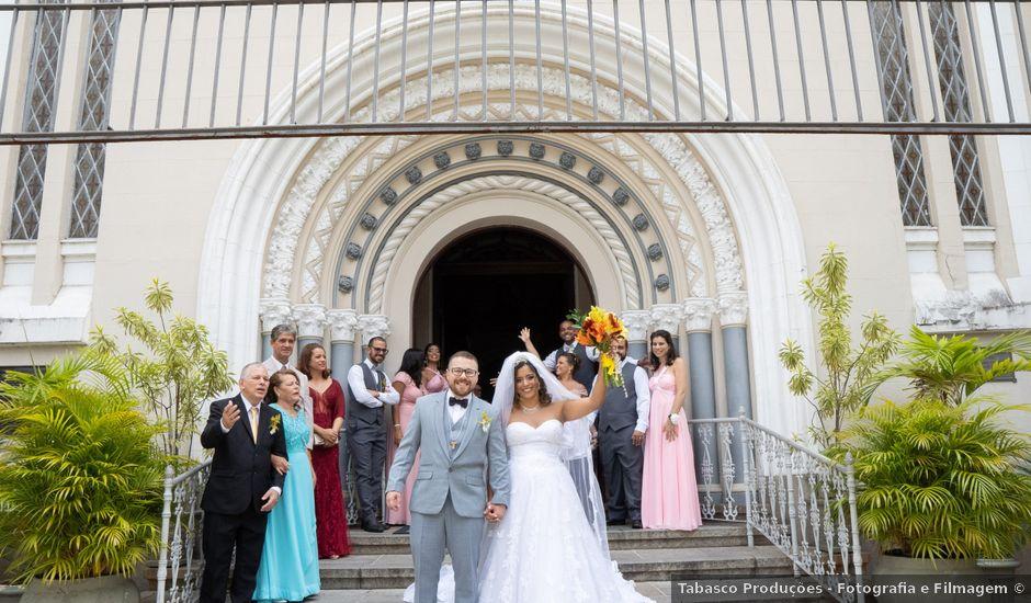 O casamento de Diego e Waneska em Rio de Janeiro, Rio de Janeiro