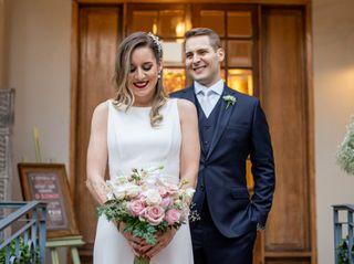 O casamento de Tania e Andre