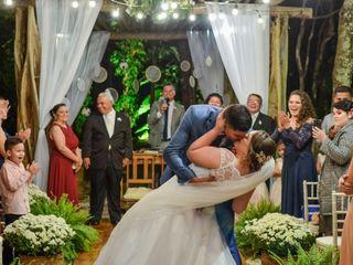 O casamento de Rebeca e Maicon