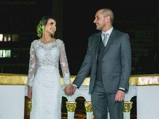 O casamento de Renata e Wagner 3