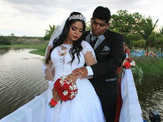 O casamento de Samila  e Henrique