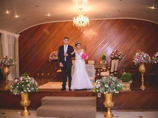 O casamento de Zaignez e Felipe 3